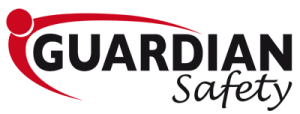 logo for guardian safety