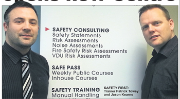 the echo newspaper close-up guarsdian safety