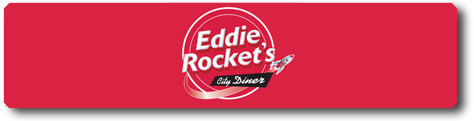 eddie rockets the diner logo